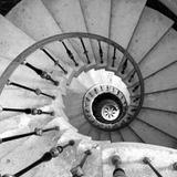 Quadro Stairway II por Vicky Fernandez - Cuadrado