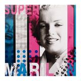 Quadro Super Marylin Fullway 50X50
