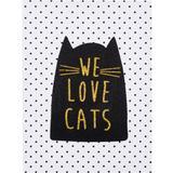 Quadro We Love Cats - Mart