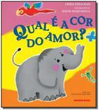 Qual e a cor do amor - Brinque book