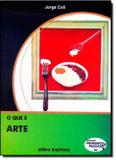 QUE E ARTE - 15ª ED - Brasiliense