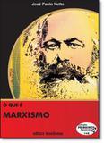Que e marxismo, o - Brasiliense