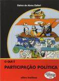Que e participacao politica, o - Brasiliense