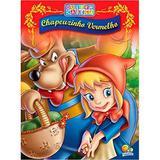 Quebra-cabeça: Chapeuzinho Vermelho - Todo livro