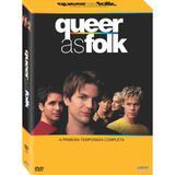 Queer as Folk: 1ª Temporada (DVD) - Mixx