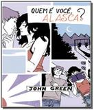 Quem e voce, alasca - capa quadrinhos - Wmf