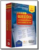 Questoes  comentadas dos exames da oab 1a fase - r - Revista dos tribunais - rt