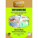 Quimo - Enfermeiro (com Cd-rom) Novo - Águia dourada