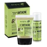 Quintal Tratamento Antiacne Kit - Máscara + Hidratante