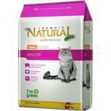 Ração Adimax Pet Formula Natural para Gatos Adultos - 7 kg - Formula natural adimax pet
