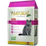 Ração Adimax Pet Formula Natural para Gatos Castrados - Formula natural adimax pet