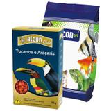 Ração alcon club tucanos - Alcon pet