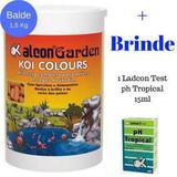 Ração Alcon Garden Koi Colours - Balde 1,5 kg
