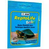 Ração Alcon Reptolife Baby Filhote Tartarugas 10g