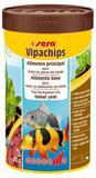 Ração Alimento Peixes Fundo Sera Vipachips 90gr