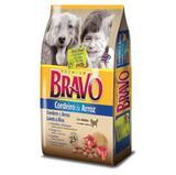Ração Bravo Adultos Cordeiro e Arroz 10,1 kg