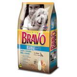 Ração Bravo Baby Leite e Cereais 20 kg