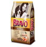 Ração Bravo Fórmula Adultos 20 kg