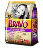 Ração Bravo Raças Pequenas Mix 10,1 kg