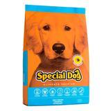 Ração Cães Filhote Special Dog Premium Júnior 8Un 1Kg