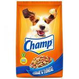 Ração Champ Carne e Cereais - 20 Kg