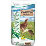Ração Franmil para Galinhas e Aves de Corte Inicial Farelado Imbramil 25 Kg