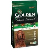 Ração Golden Seleção Natural Cães Adultos Sabor Frango e Arroz