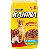 Ração Kanina para Cães Adultos Sabor Carne e Cereais 15kg - Purina