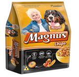 Ração Magnus Chips Raças Médias e Grandes 25 kg