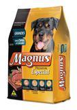 Ração Magnus Especial Adultos Raças Grandes Carne e Cereais 15kg