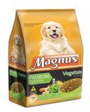Ração Magnus Filhote Vegetais 25 kg