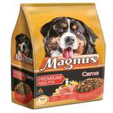 Ração Magnus Premium Adultos Sabor Carne 25 kg