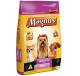 Ração Magnus Premium Cães Peq. Carne e Vegetais Petit 10,1kg - Royal cani
