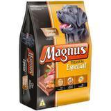 Ração Magnus Premium Especial Frango e Cereais para Cães Adultos 15 kg - Magnus, adimax pet