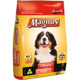 Ração Magnus Premium para Cães Filhotes Carne 25kg