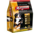 Ração Magnus Super Premium Adultos Frango e Arroz 15 kg