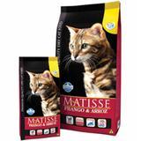 Ração Matisse Frango E Arroz Para Gatos Adultos- 800gr - Farmina