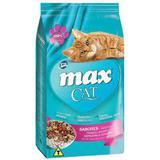 Ração max cat sabores do mar - 1kg - Total alimentos