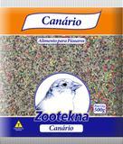 Ração Mistura Canário 10 kg Tipo 1 Semente Pássaros - Zootekna