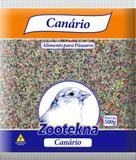 Ração Mistura Canário 500g Tipo 1 Semente Pássaros - Zootekna