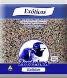 Ração Mistura de Sementes Exóticos 10 kg Tipo 1  Pássaros - Zootekna
