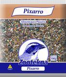 Ração mistura de sementes Pixarro com Frutas 500 g  tipo 1 (Trinca Ferro) - Zootekna