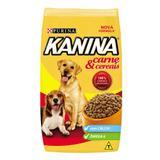 Ração Nestlé Purina Kanina Para Cães Sabor Carne E Cereais 15kg