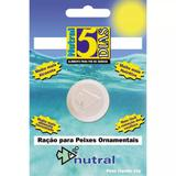Ração Nutral Comida de Férias 5 dias - Nutrafish