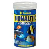 Ração P/ Peixes Bionautic Granulat 275g Marinho Salgado - Tropical