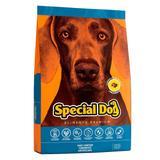 Ração Para Cães Adultos Special Dog Sênior 8Un 1 Kg