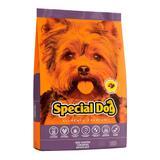 Ração Para Cães Adultos Special Dog Sênior Raças Pequenas 15Kg