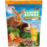 Ração para Coelho, Hamster e Outros Roedores Funny Bunny-500g - Supra