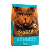 Ração Para Gatos Adultos Special Cat Sabor Peixe 10.1Kg