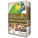 Ração para Papagaio Nutrópica Seleção Natural-900g - Nutropica